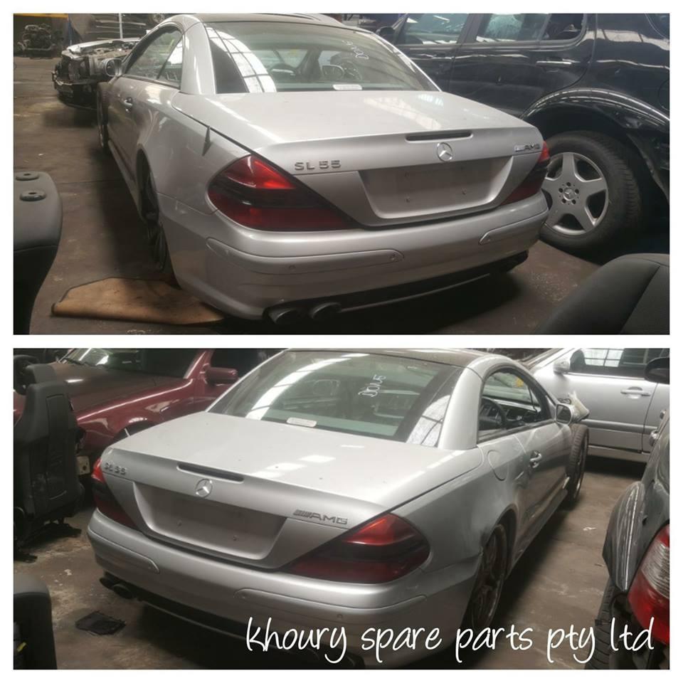 Khoury Spare Parts Pty Ltd Mercedes Benz Spare Parts Service